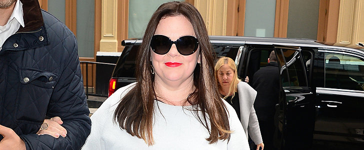 You'll Want to Buy Melissa McCarthy's Zara Shoes as Soon as You See Them