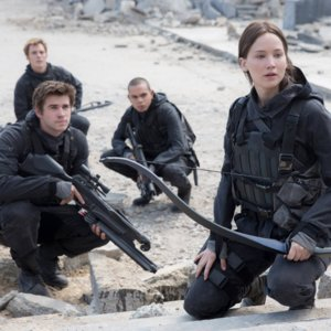 First Picture of Mockingjay Part 2