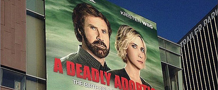 We're Going to See Will Ferrell and Kristen Wiig's Lifetime Movie After All!