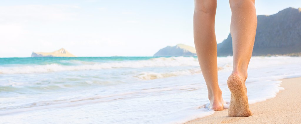 The 1 Step to Add to Your Routine to Keep Your Feet Summer Ready