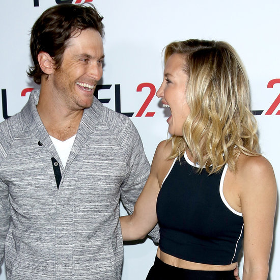 Kate and Oliver Hudson Make the Sweetest Sibling Appearance