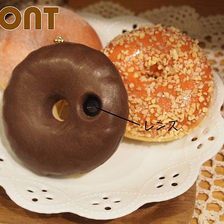Donut Camera