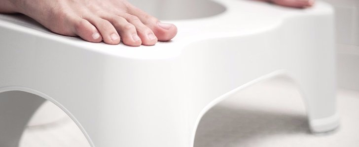 Is a Pooping Stool the Answer to Your Bloating Issues?