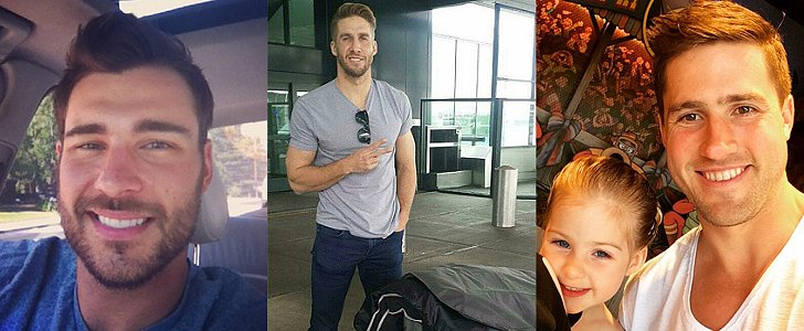 POPSUGAR Shout Out: Check Out All the Bachelorette Guys on Social Media