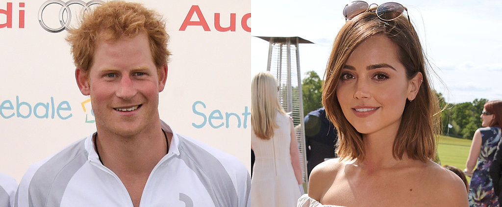 Hold Up — Did Prince Harry Really Hit It Off With a British TV Star?