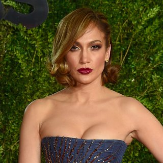 Jennifer Lopez at the Tony Awards 2015