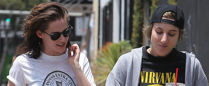 Kristen Stewart and Alicia Cargile Take a Cute Stroll in LA