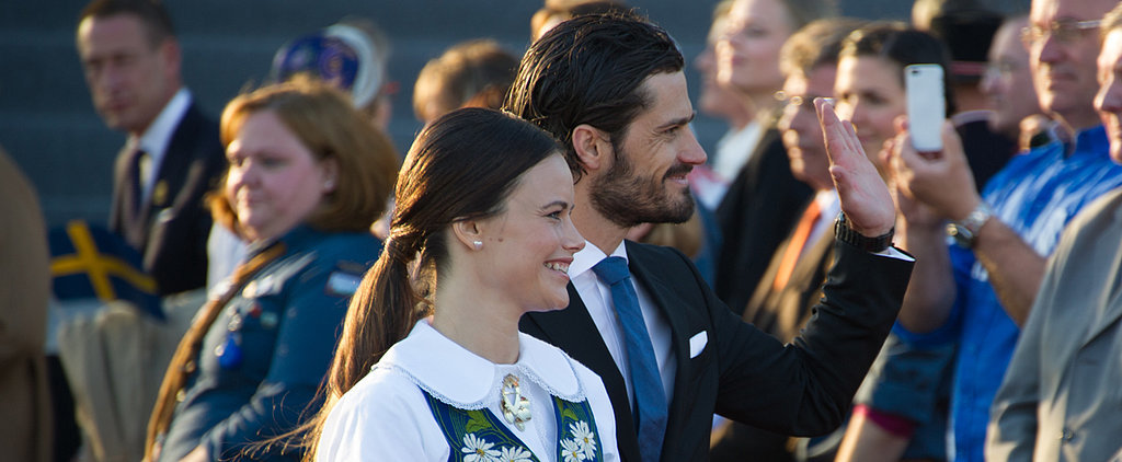 The Swedish Royal Family Snaps a Must-See Portrait of Their Own