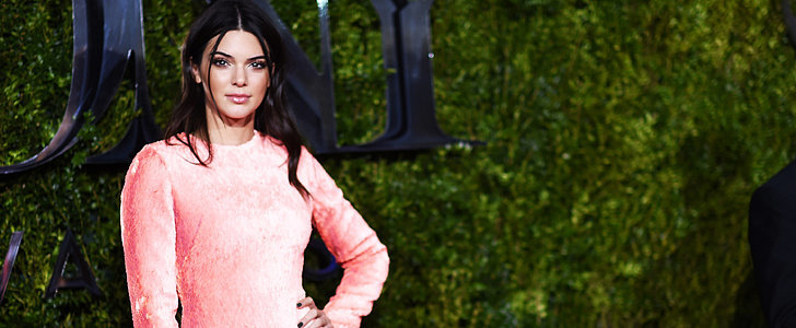 Kendall Jenner's Tony Awards Dress Will Play Tricks on Your Mind