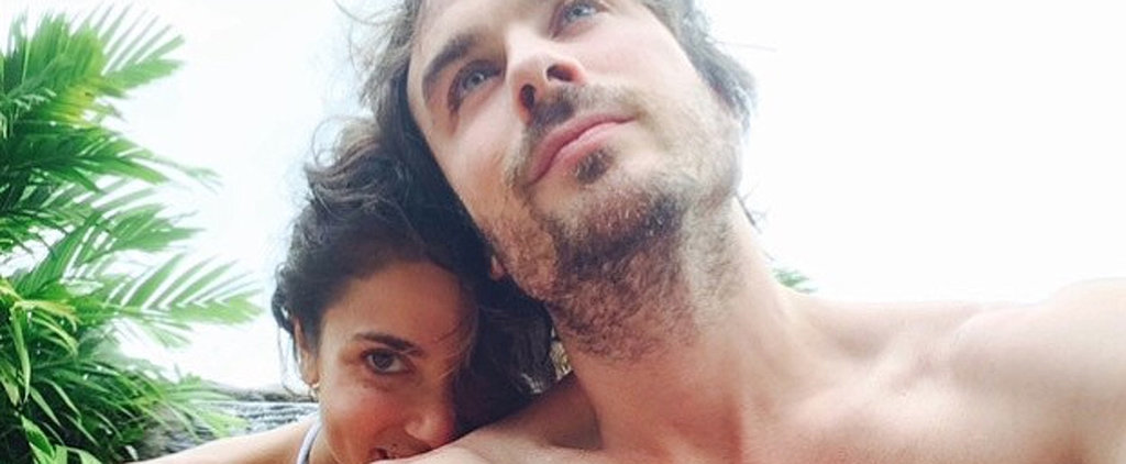 Ian Somerhalder Is the Master of Hot Selfies