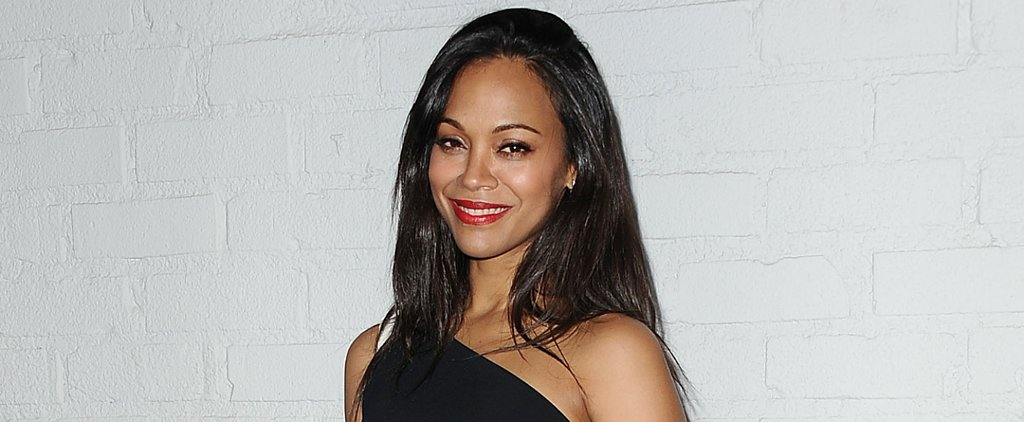 Zoe Saldana Explains How Her Marriage Is Stronger Than Ever