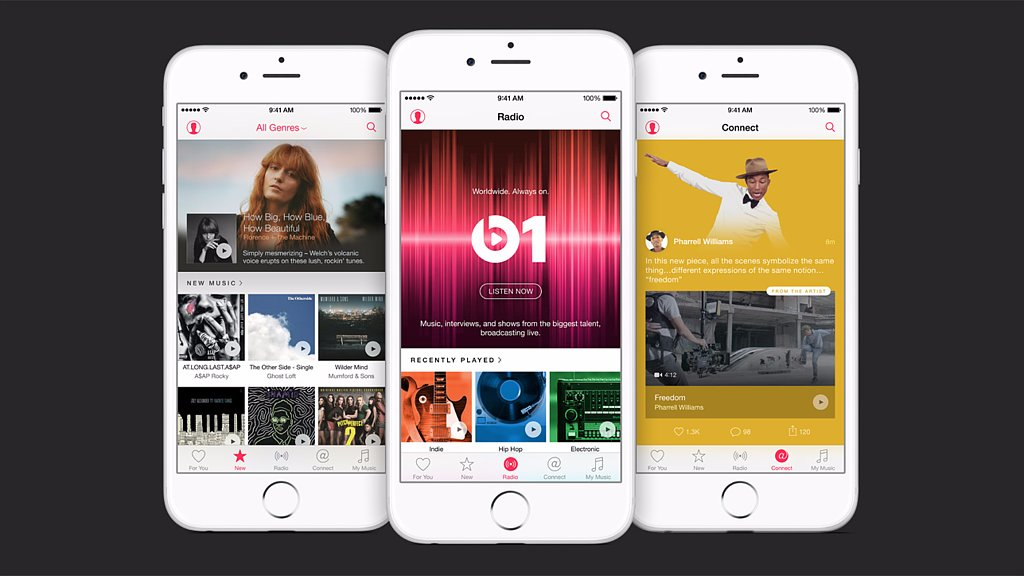How to Get Apple's New Music-Streaming Service Tomorrow