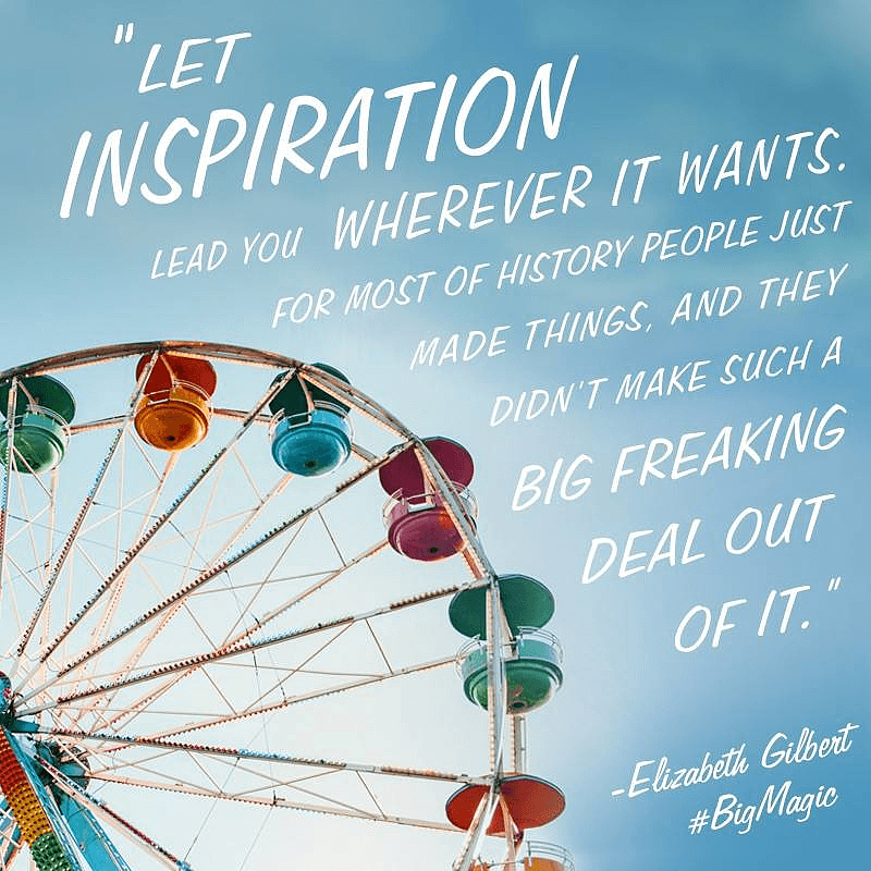 Quotes From Elizabeth Gilbert's Big Magic | POPSUGAR Smart Living