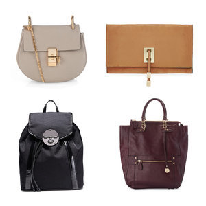 Handbags, Clutches and Backpacks For Winter 2015