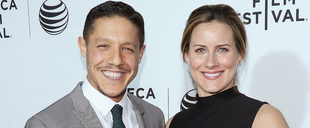 Theo Rossi and His Wife Welcome a Baby Boy!