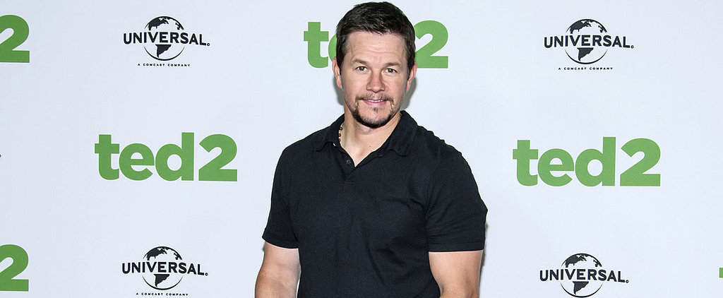 Mark Wahlberg's Muscles at the Ted 2 Photocall Will Make You Feel All Sorts of Things