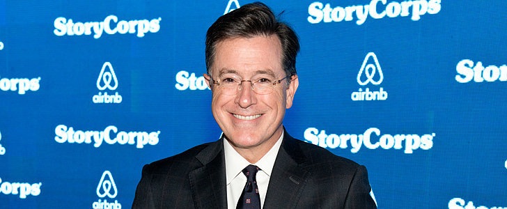 Stephen Colbert Has Crafted His Own Late Night Theme Song