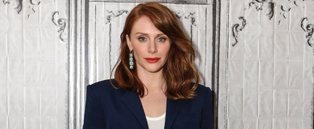 Bryce Dallas Howard Wants to Play Captain Marvel