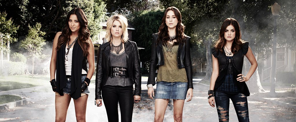Pretty Little Liars Is Full of Some Pretty Serious Style Inspiration