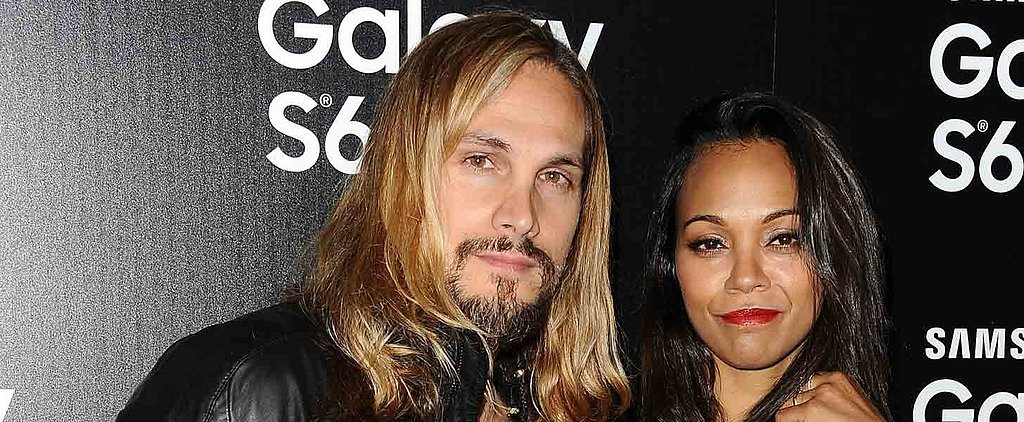 Zoe Saldana's Husband Took HER Last Name — Would You Do the Same?