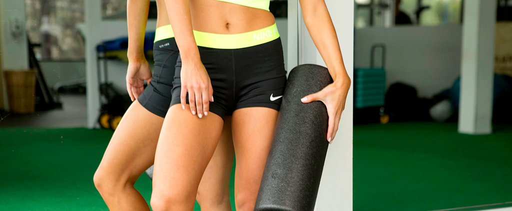 Do This Foam-Roller Exercise Right Now, Feel Better All Day