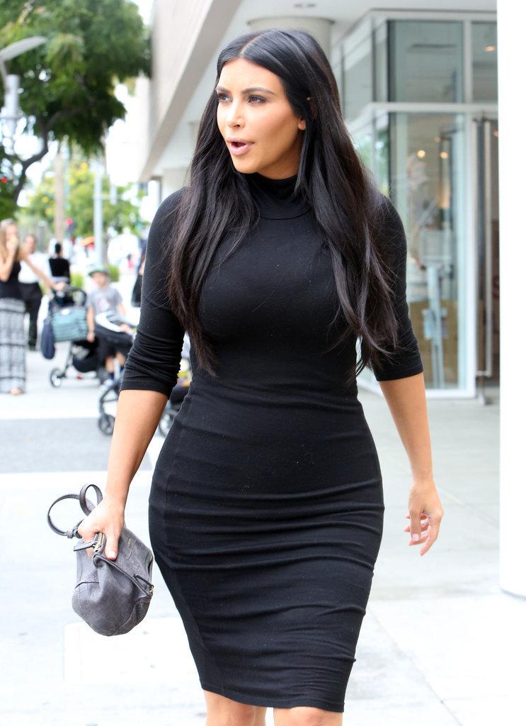 """L'iPhone corrige """"grosse fesse"""" en Kardashian"""
