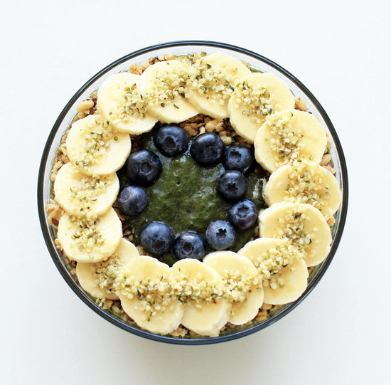 A Green Smoothie Bowl You'll Want All Summer