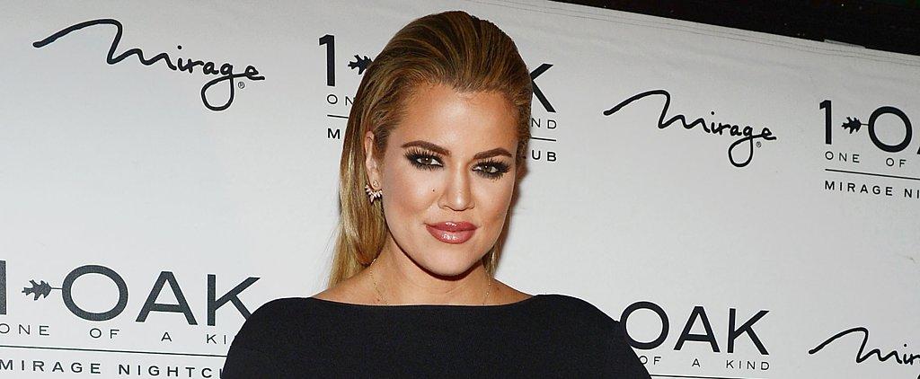 Khloé Kardashian Kills All the Liposuction Rumors