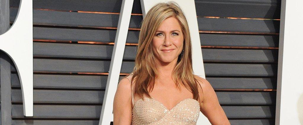 Jennifer Aniston Spills Her Beauty Secrets