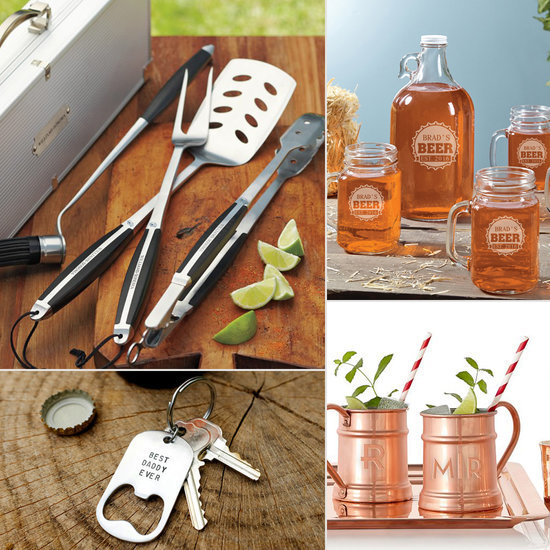 13 Customizable Gifts to Make Father's Day a Little More Personal