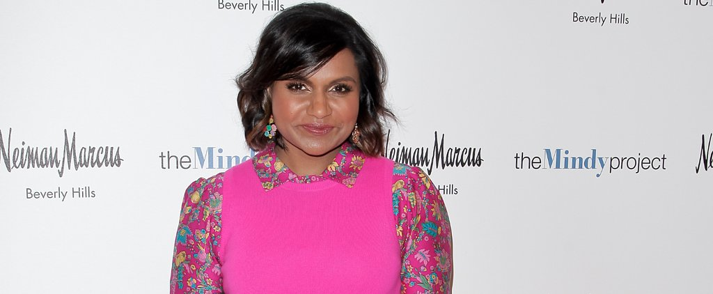 Why Taking Mindy Kaling's Fashion Advice Might Be the Best Decision You Make All Week