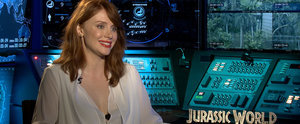 Why Jurassic World's Bryce Dallas Howard Went Barefoot in Our Interview