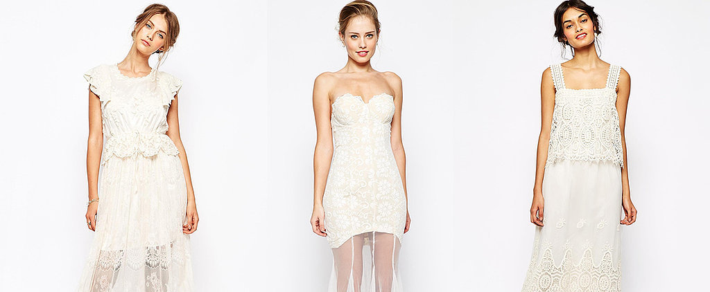 21 Wedding Dresses We Bet You Haven't Considered Yet