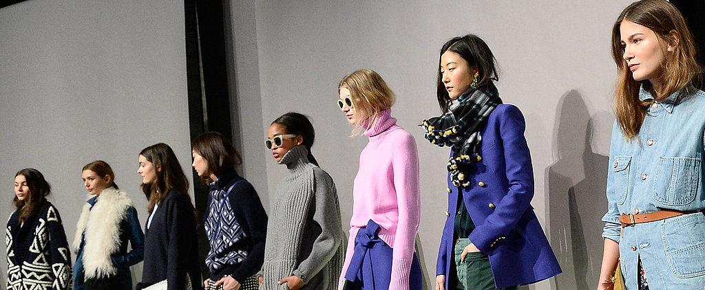 Why Fashion Girls Love J.Crew