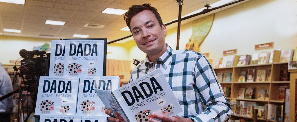 Jimmy Fallon Talks About His New Children's Book