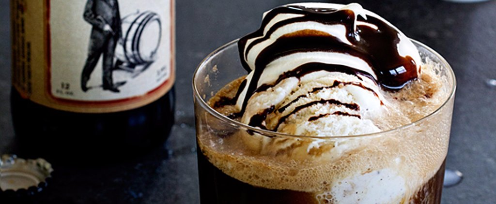 Enjoy Your Root Beer Float the Adult Way