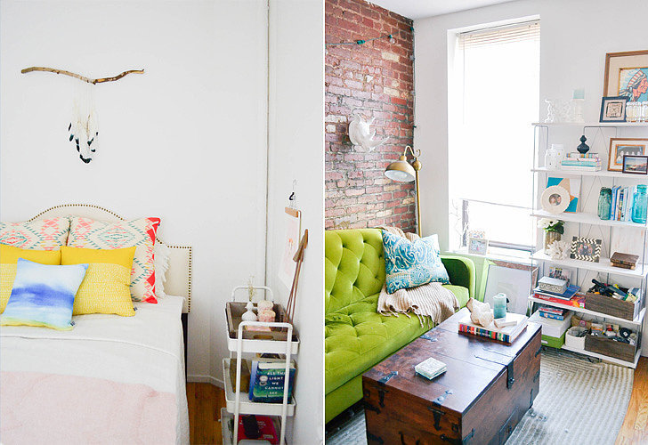 Decorating tips to maximize a small space popsugar home - Maximize small spaces property ...