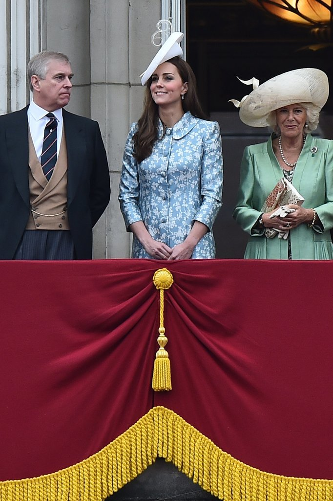 Kate Middleton Makes Her First Official Appearance Since Giving Birth!