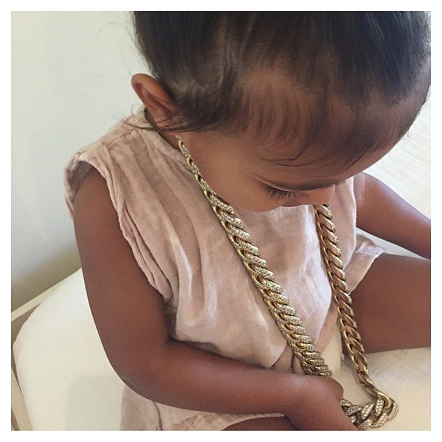 49 Supercute Snaps of North West