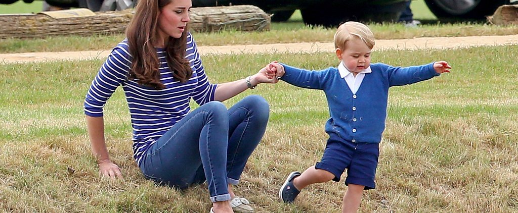 Even Prince George Wears Parents' Favorite Summer Shoes