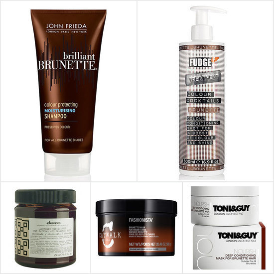 Best Products For Brunette Hair