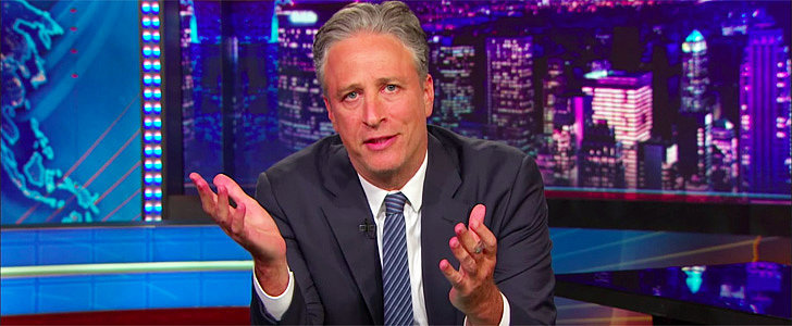 Jon Stewart Leaves His Audience Silent Addressing the Charleston Church Shooting