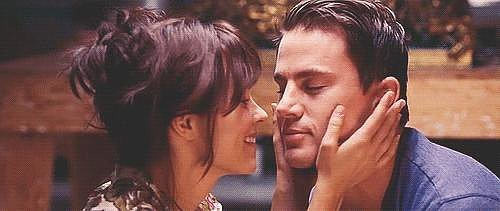 When She Got to Do This With Channing Tatum