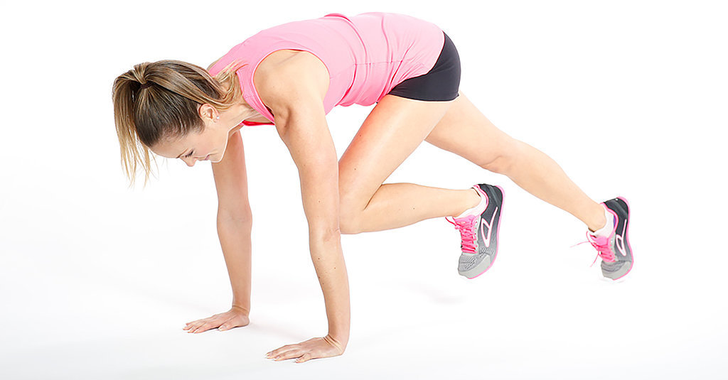 The 1 Move That Burns Calories and Brings on the Abs