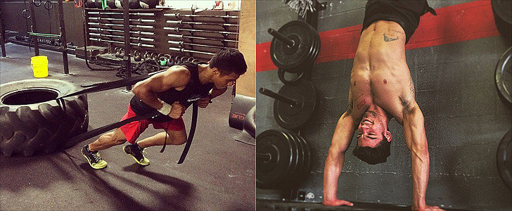 Your Eye-Candy WOD: 15 Sexy CrossFitters