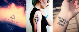 20 Fierce Game of Thrones Tattoos That Are Actually Pretty