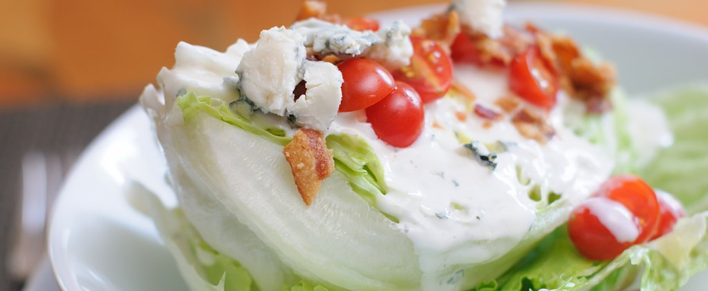 Don't Make This Mistake When Buying Blue Cheese Dressing