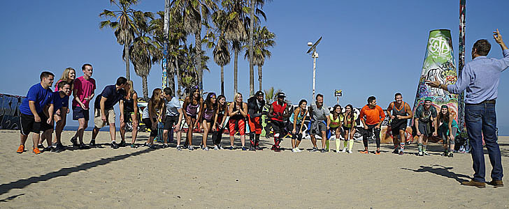 Meet the Cast of The Amazing Race Season 27