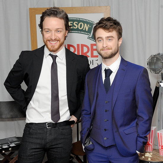 34 Pictures of Hot British Actors Being Hot Together