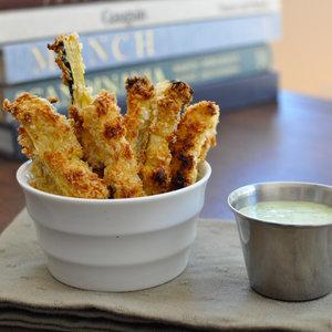 Baked Zucchini Fry Recipe
